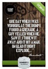 Dump Tees story1 Humberto