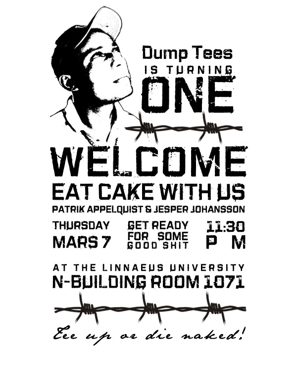 Dump Tees is turning one